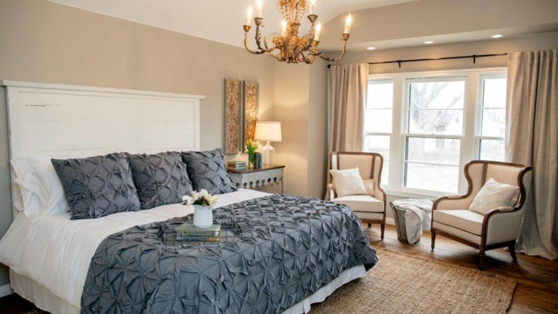 16+ Sleek and Stylish Master Bedroom Decorating Ideas