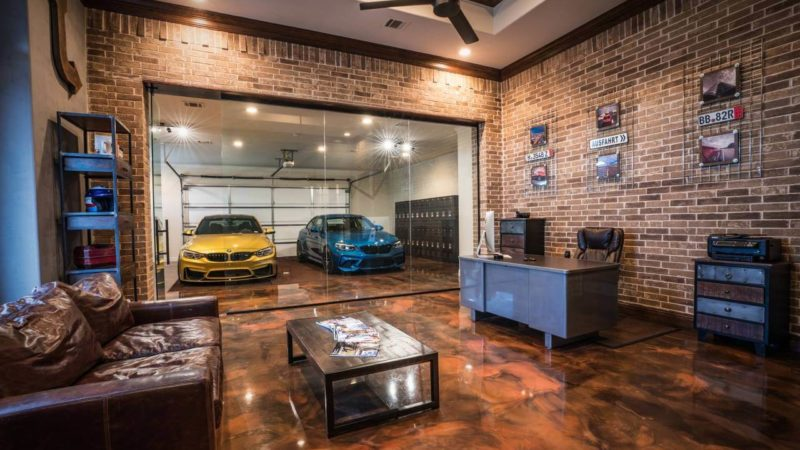 Top 10 Best Garage Decorating Ideas To Consider