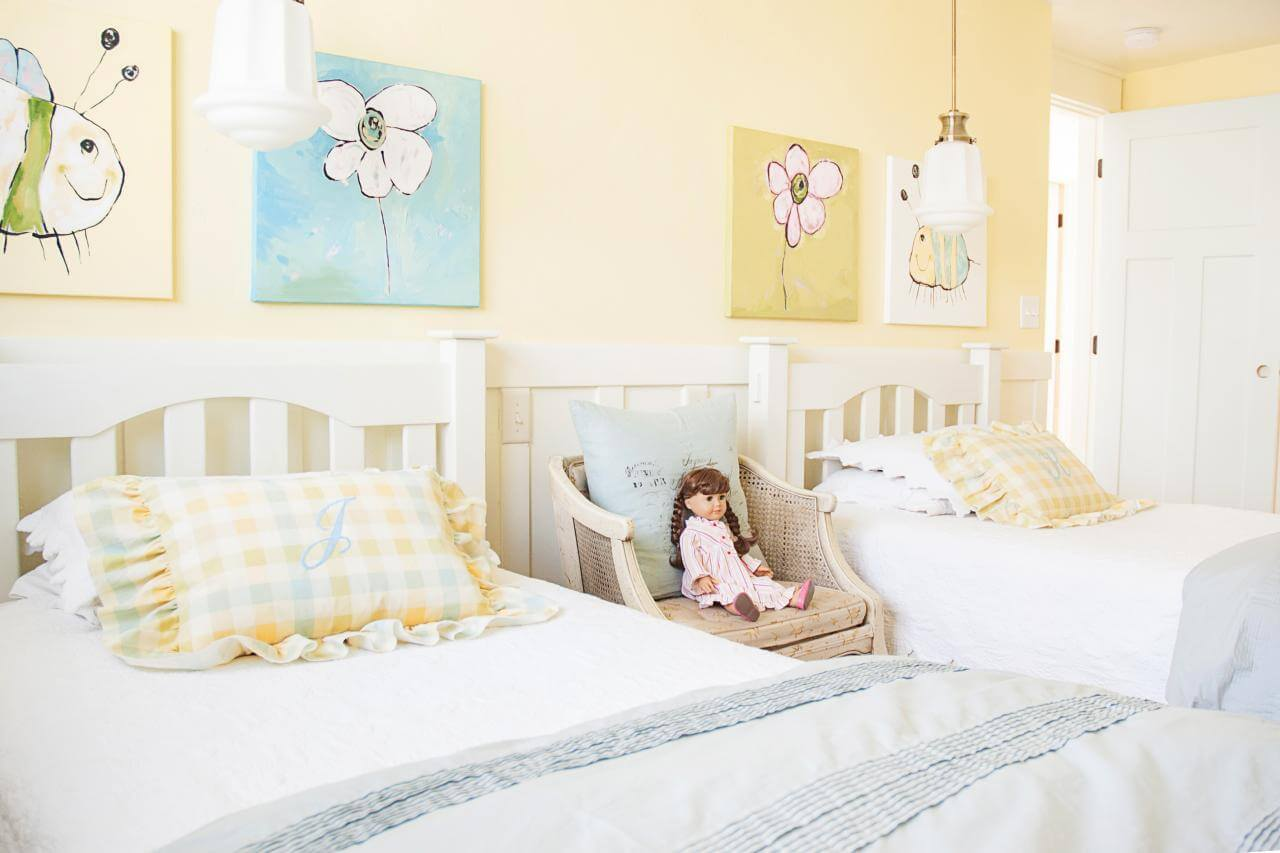 Pastel room for your kid