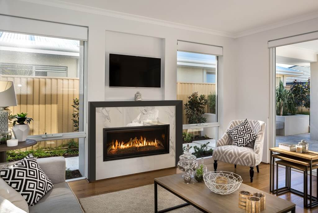 Add Fireplace in master bedroom