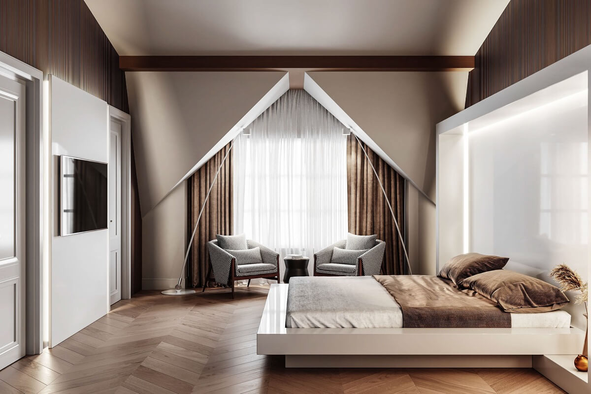 25+ Bedroom Interior Design Ideas for the Ultimate level of ...