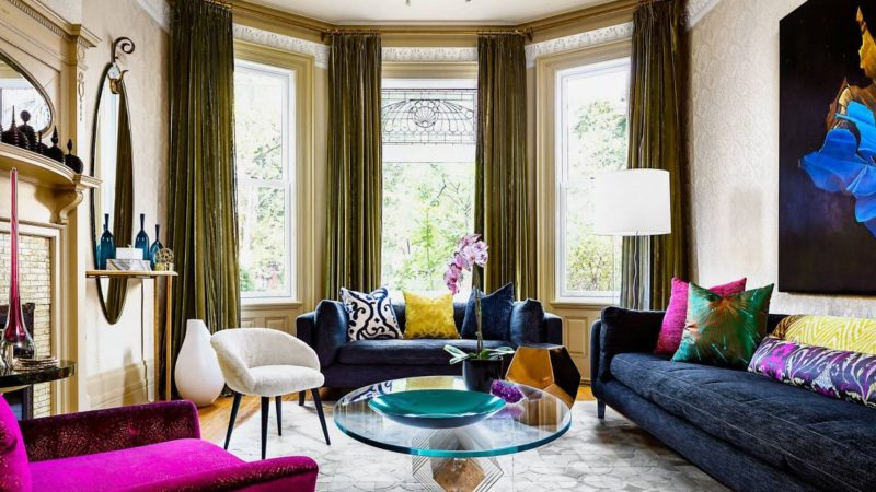 10+ Sensational Colour Combination For Living Room