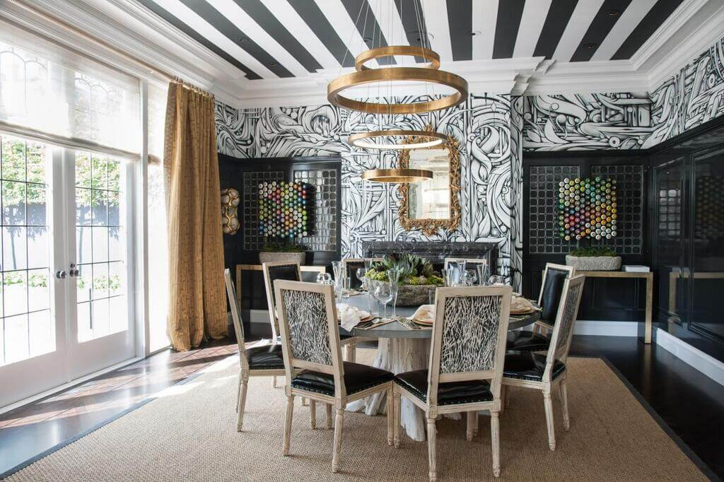 Choose the Right Dining Room Wall Decor