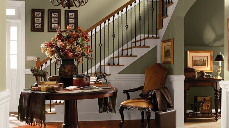 Change The Whole Appearance Of Your Hallway With Some Paint Color Ideas