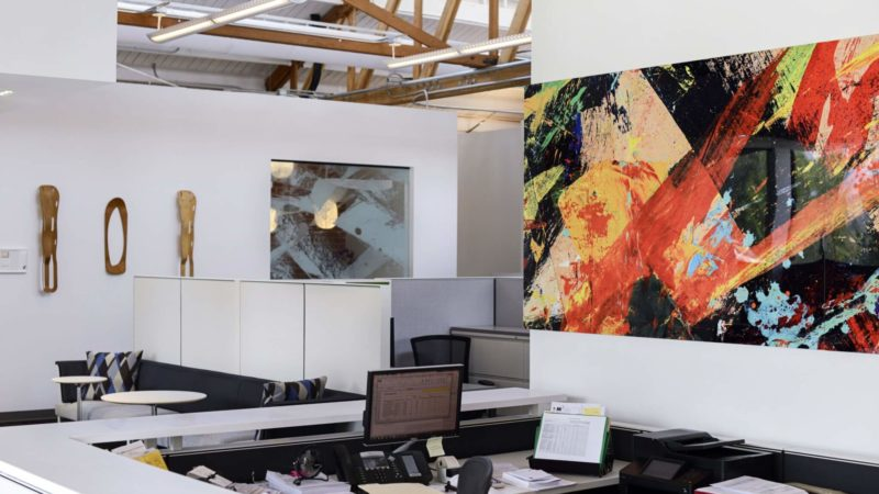 11 Genius Way To Make The Office Into An Inspiring Place