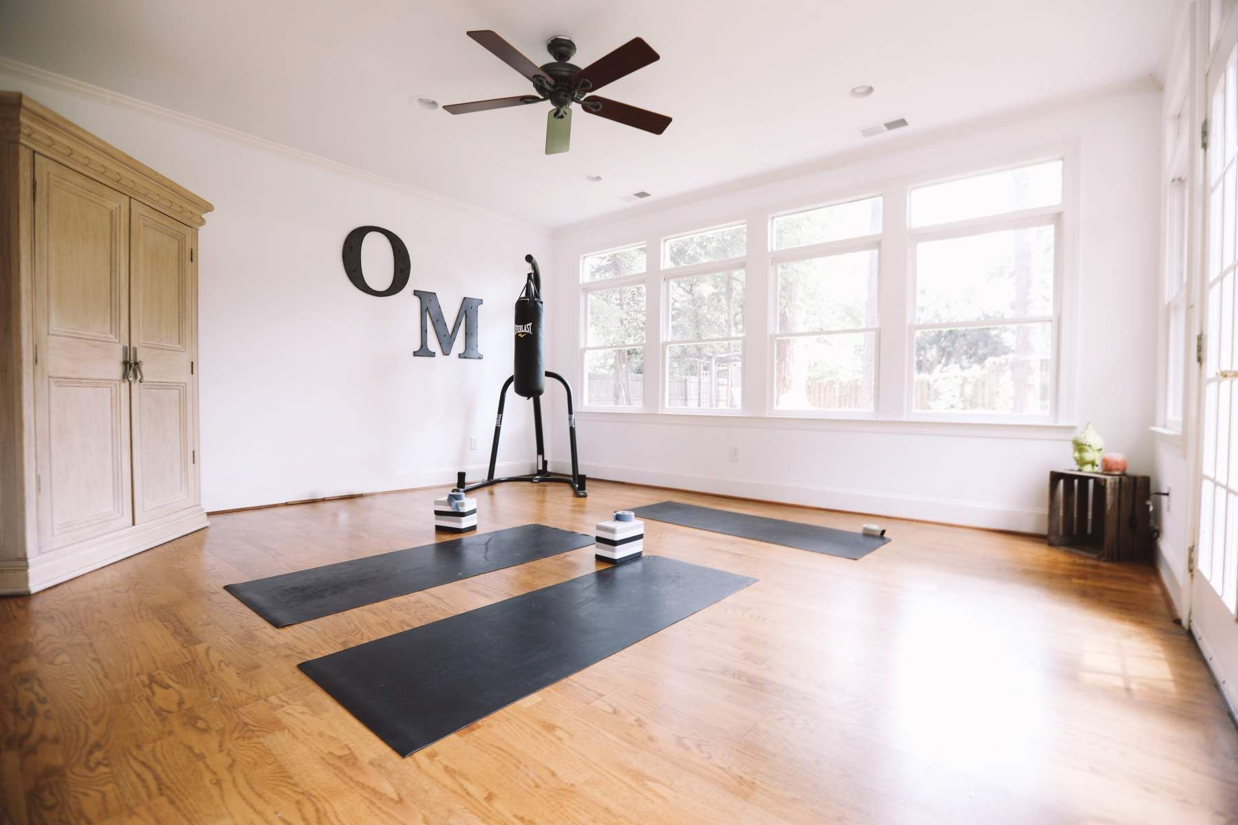 Home Yoga Room