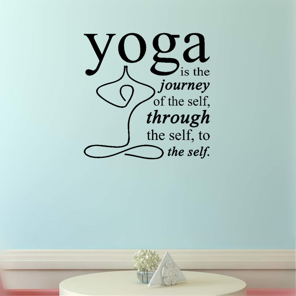 Yoga Room Wall Quotes