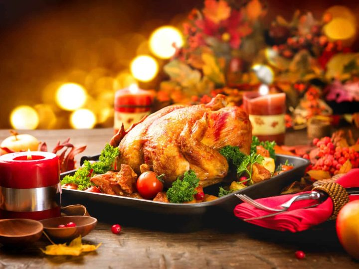 Make Your Thanksgiving Day Special With These Thanksgiving Table Decor