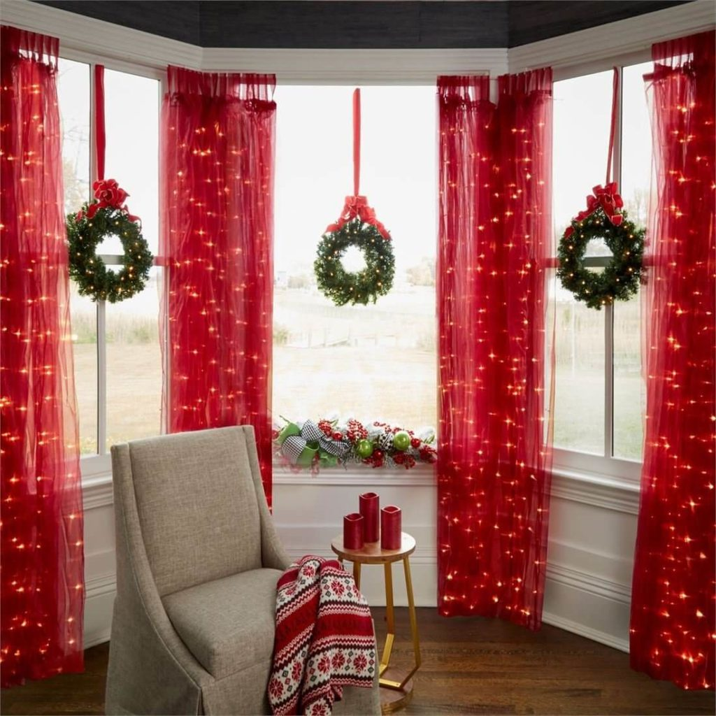 Festive Curtains