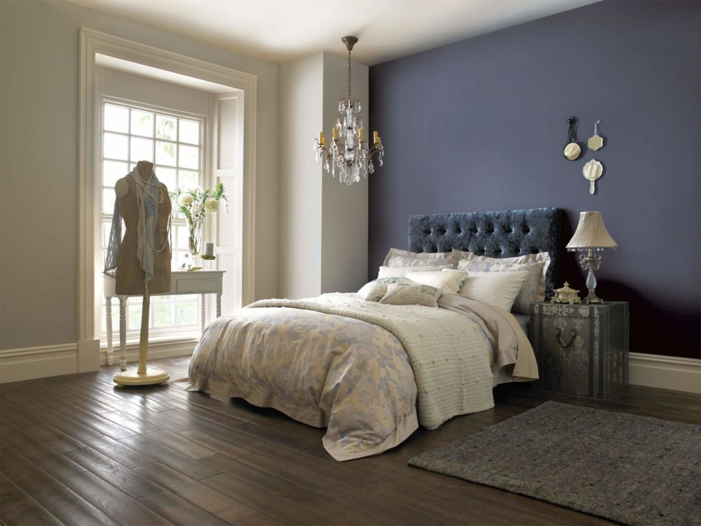 try these bedroom feature wall ideas in your home
