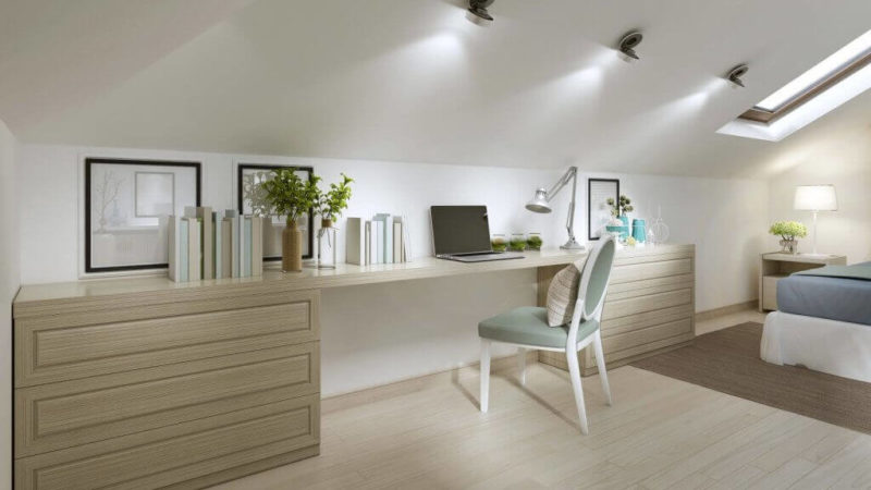 Brighten Up Your Space With These Awesome Home Office Lighting Ideas