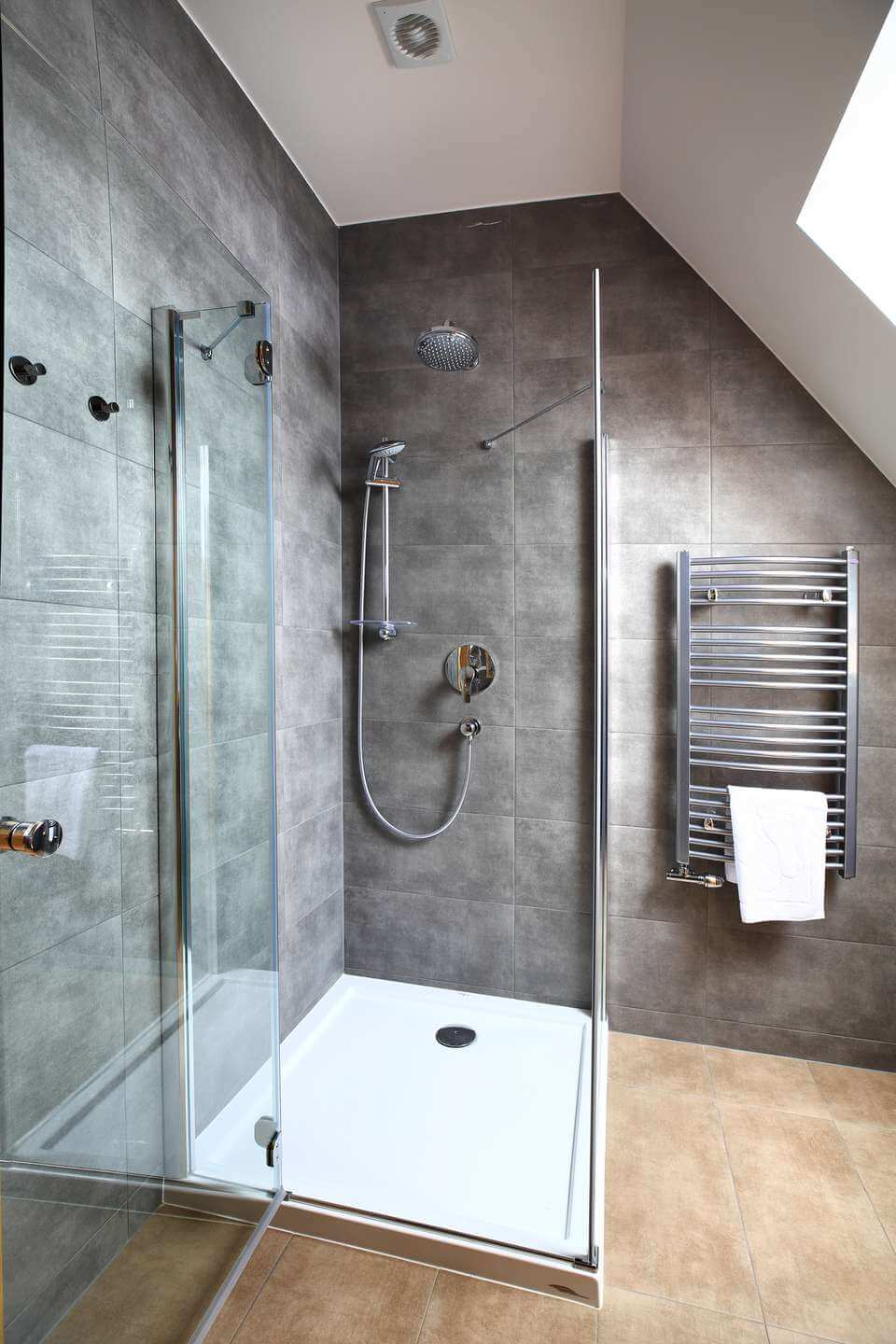 how to build a shower pan