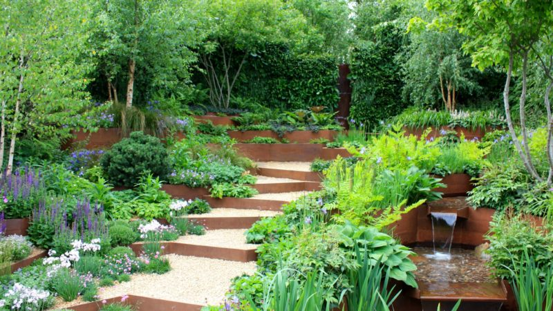 Garden Gravel Ideas To Create a Surreal Garden