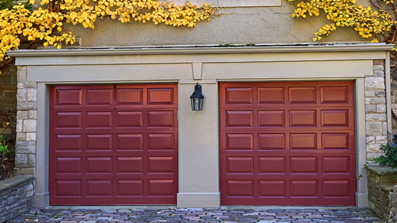 Check Out Beautiful Garage Door Designs For a Beautiful Garage