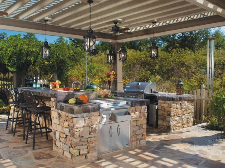 Outdoor Kitchen Ideas- A Step Towards Your Dream Kitchen