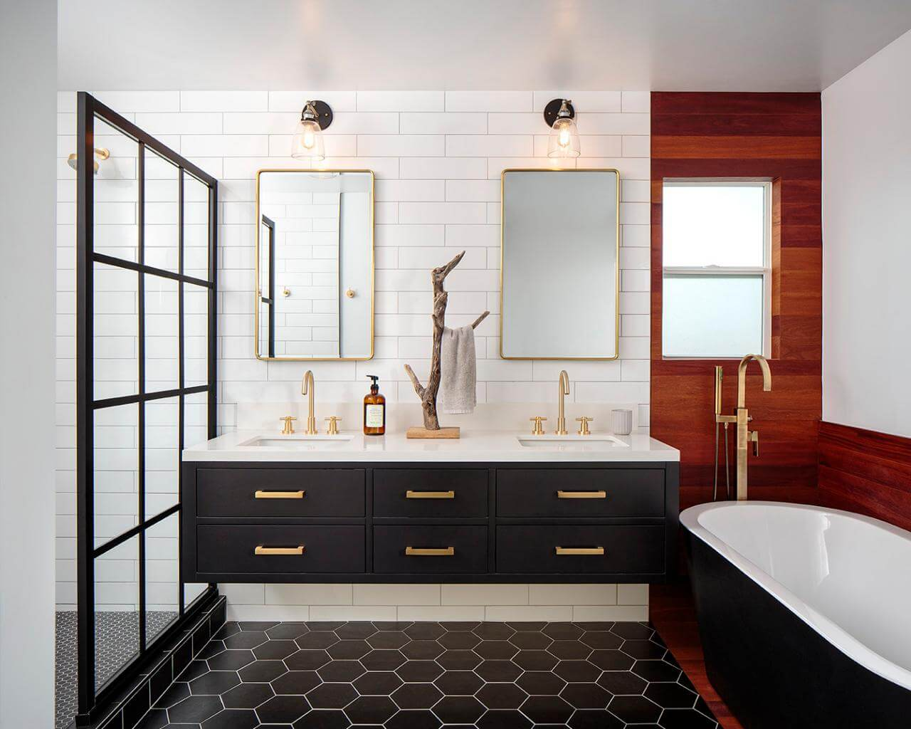 Have A Relaxing Bath In A Magnificent Subway Tile Shower