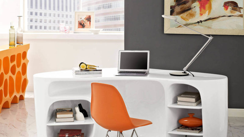 9 Modern Office Desk That You Cannot Say No To