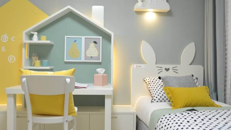 Five Tips To Decorate A Gender Neutral Room For Both Boys And Girls