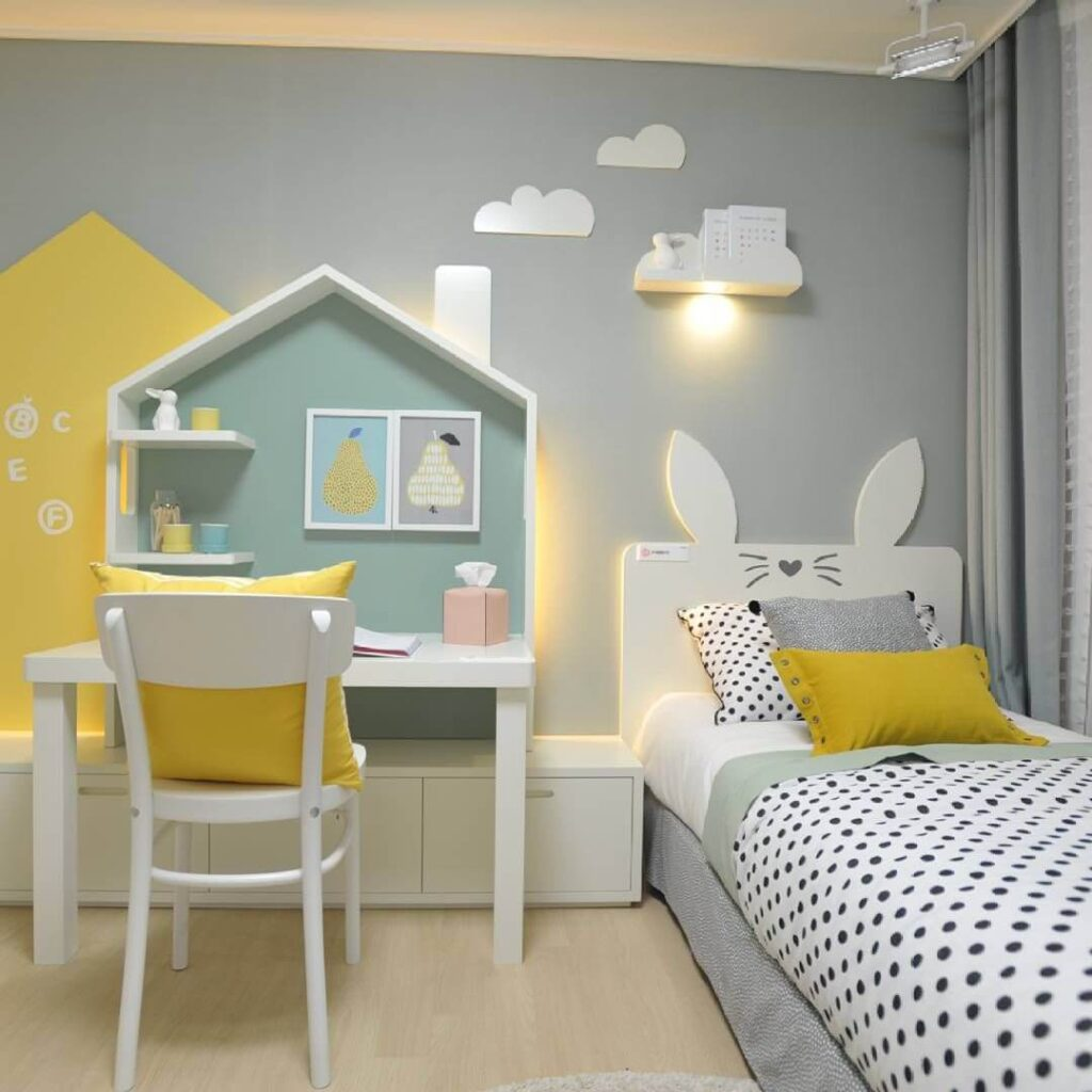 Decorate A Gender Neutral Room