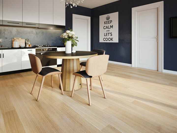 Laminate vs. Hardwood Flooring – What Would You Choose?