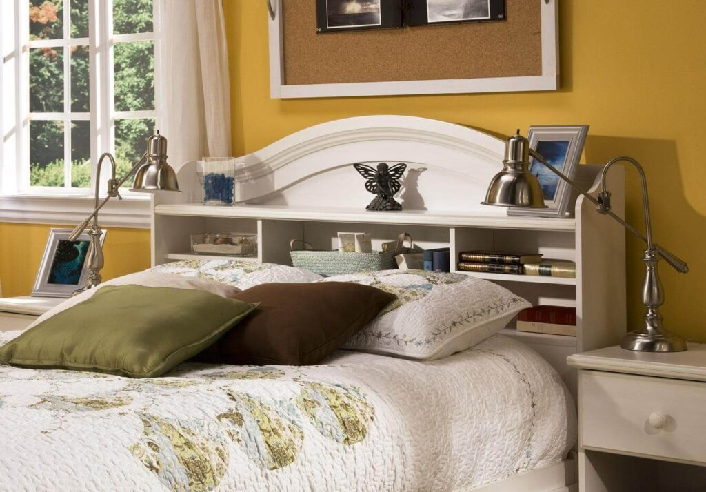 All About The Best Headboard With Storage For Small Bedrooms