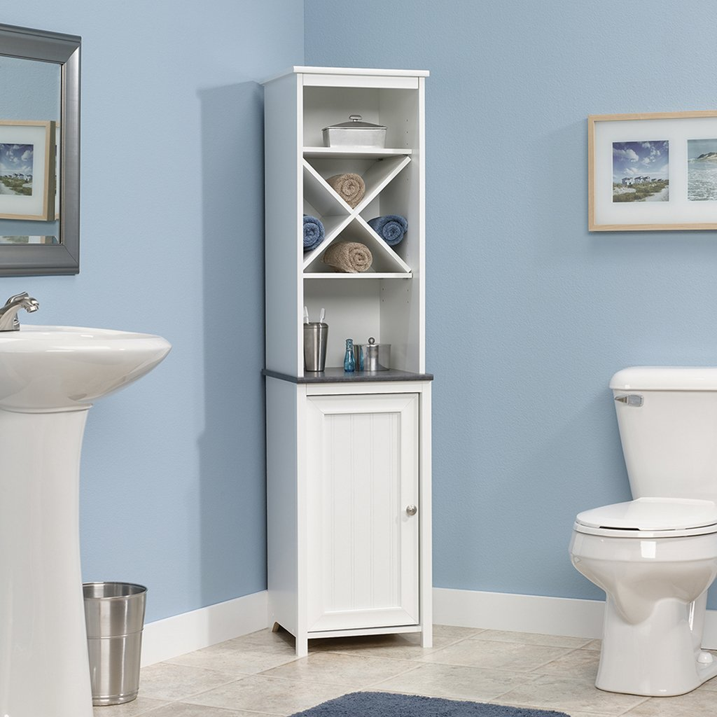 5+ Corner Bathroom Cabinet In 2021 (Organize The Space Better)