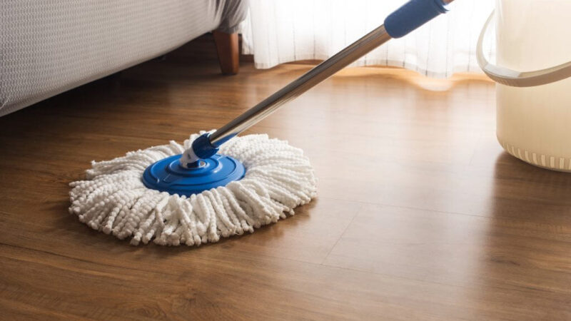 Tips For Cleaning Hardwood Floors Without Damaging