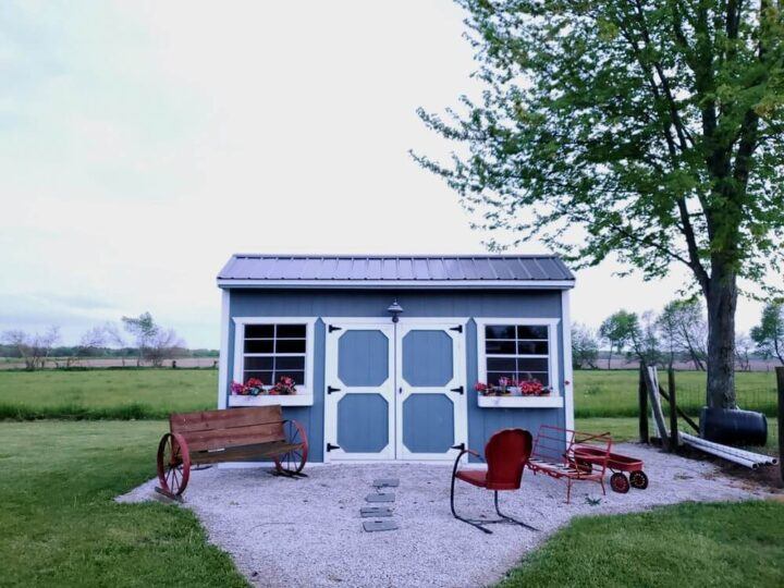 11 Cool Garden Sheds You Can Put in Your Backyard