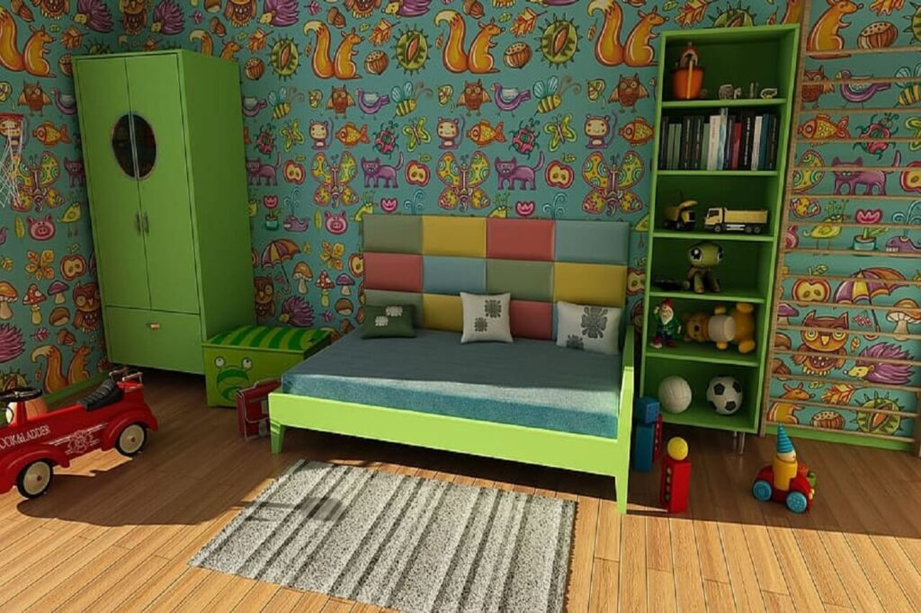 decor children area