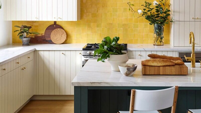 Top 8 Kitchen Splashback Ideas for a Busy Kitchen