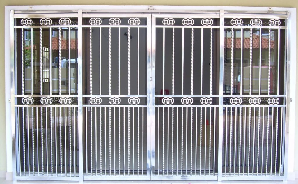 15 Modern Window Grill Design to Give a Stylish Edge to Your Windows!!