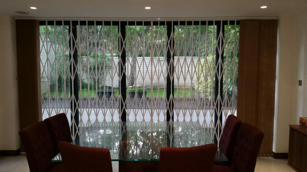 Large Window Grill Designs