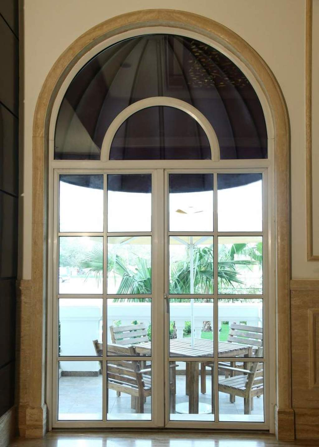 Arched Grill Designs