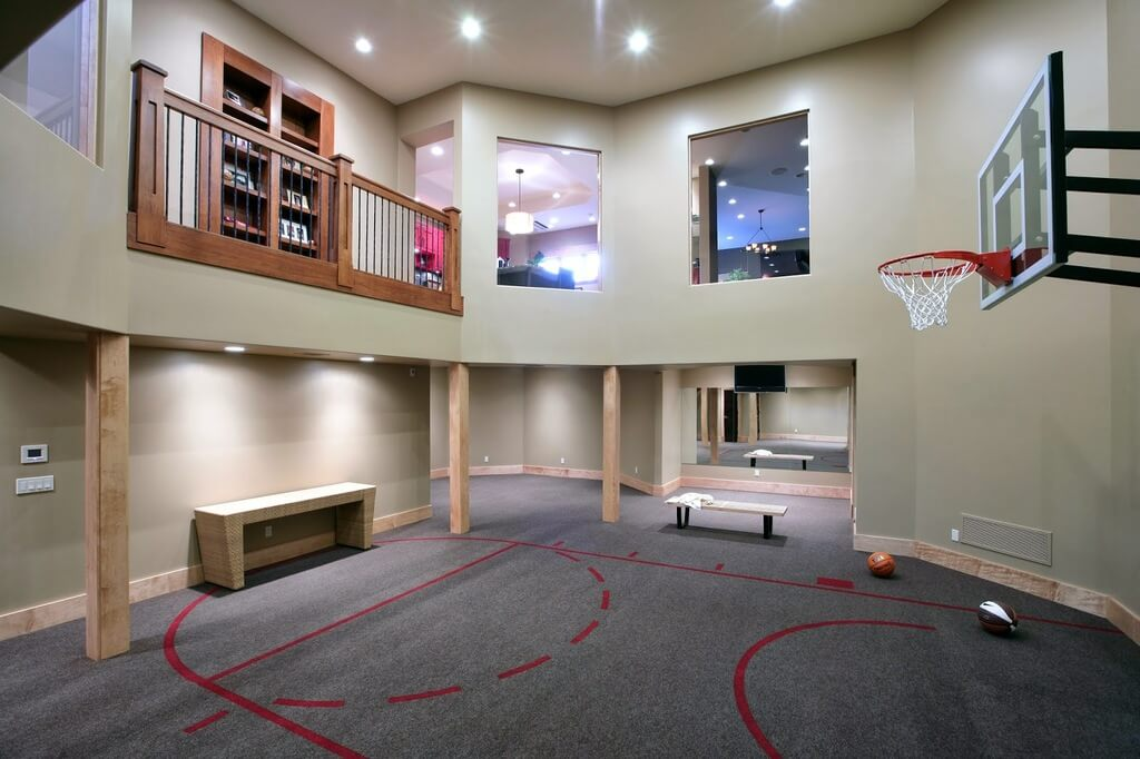 Top 15 Ideas for Indoor Basketball Courts