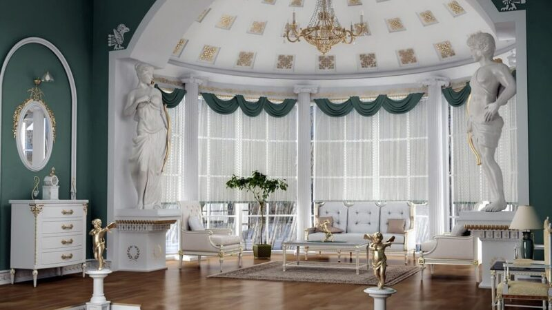 Feel Royal With Victorian Interior Designs Ideas For Your House