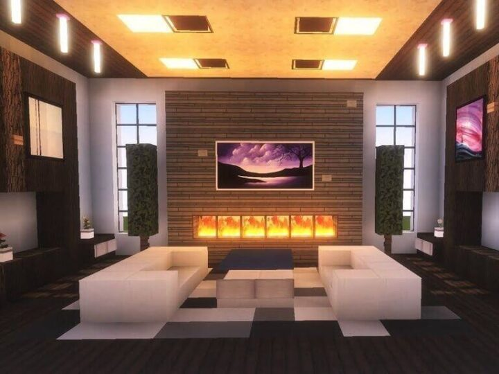 Minecraft Interior Design Ideas: 17 Incredible Decoration Ideas to Take Inspiration From!