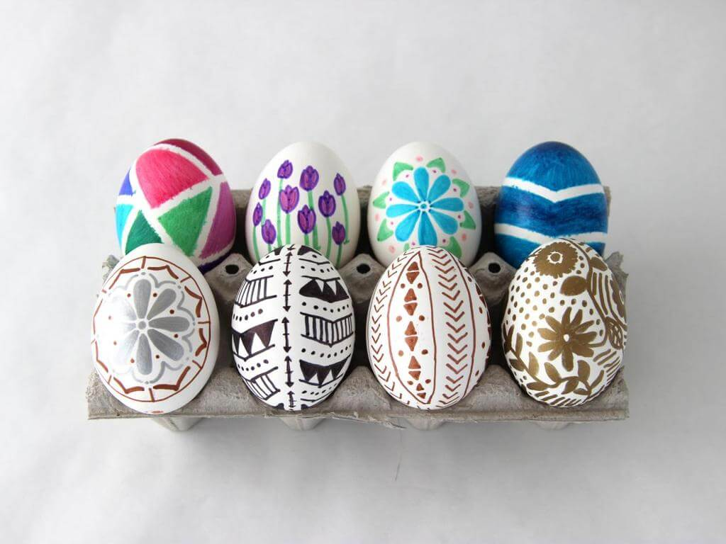 Celebrating Easter with the Best Easter Egg Decoration Ideas 2021