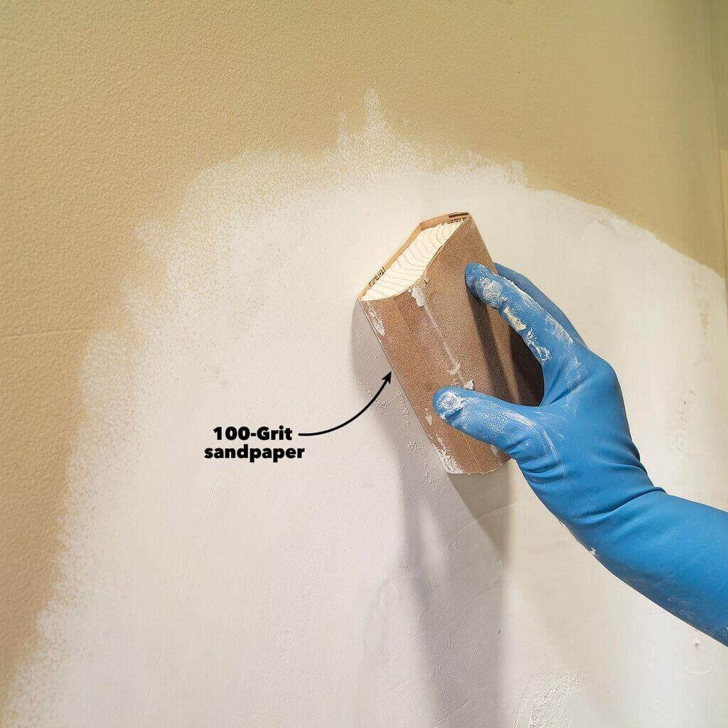 how to patch a large hole in drywall