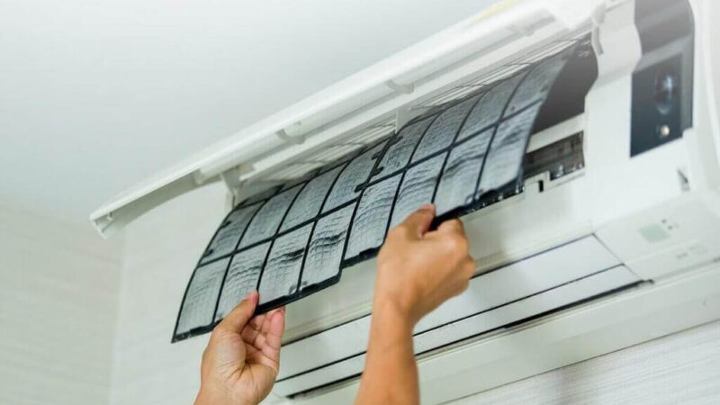 What Is Involved in the AC Maintenance the Colony Tx During Summer?