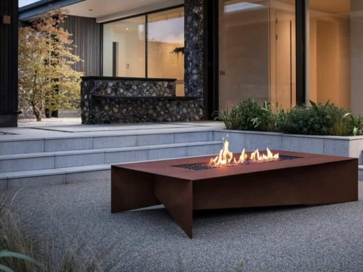 Fire Pit and Types of Fire Pit
