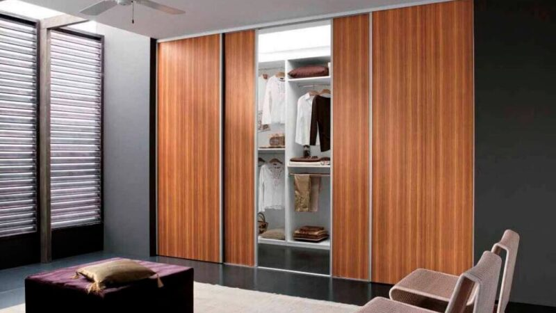 13 Closet Door Ideas to Elevate Your House Interiors in 2021