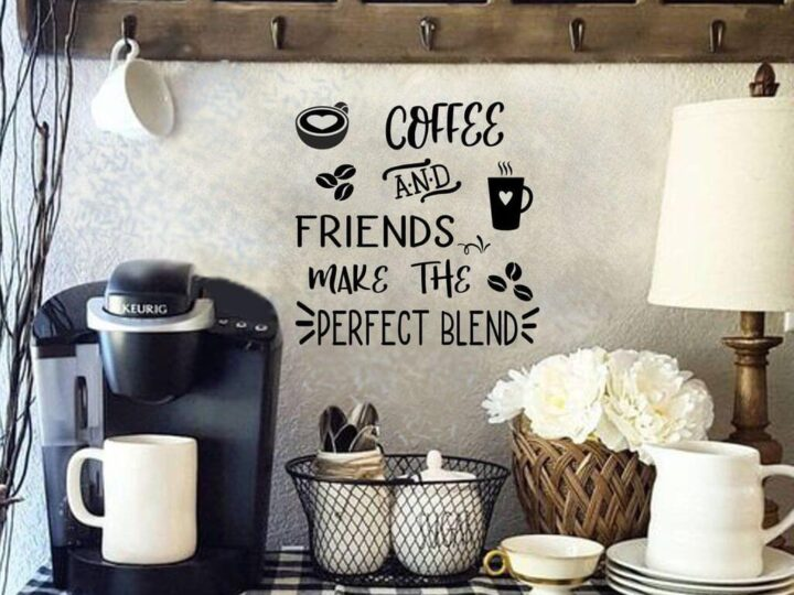 Enjoy Coffee Anytime You Want with Coffee Bar Ideas