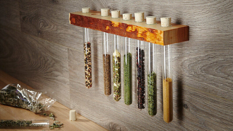 Organize Better with These Spice Rack Ideas