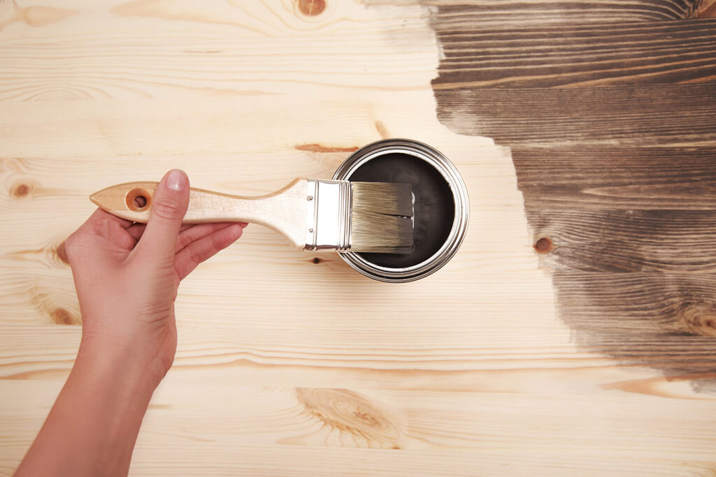 What Type of Stain for Wood
