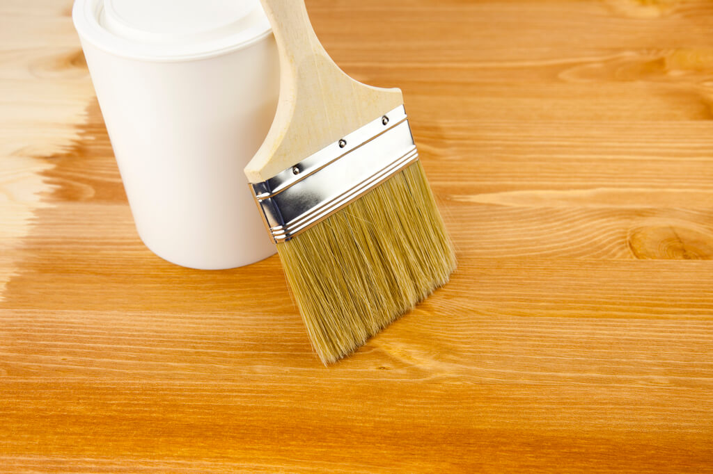 How to Stain Pinewood