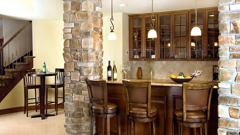 Go Trendy with These Wet Bar Ideas