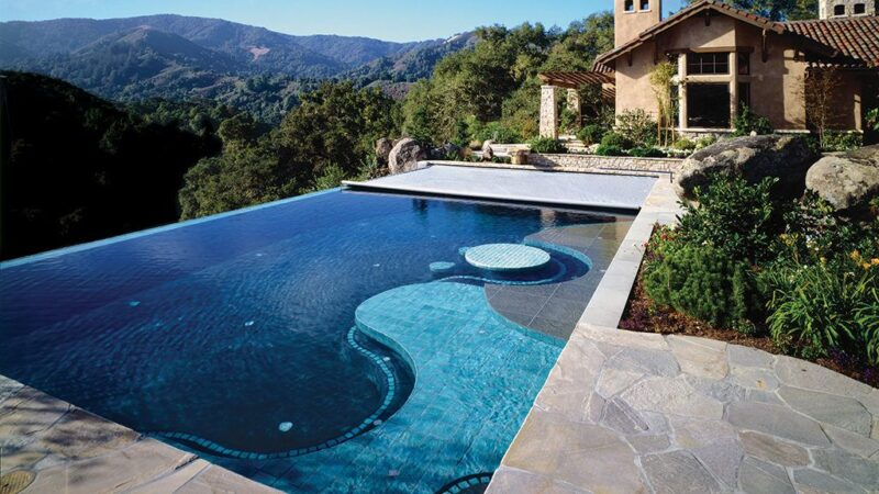 Small Inground Pools Ideas For Your Front Yard And Backyard
