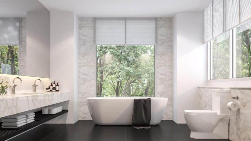 8 Tips to Space-Enhance Your Bathroom