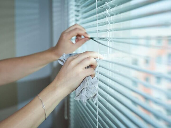 4 Out-of-the-Box Office Window Covering Ideas