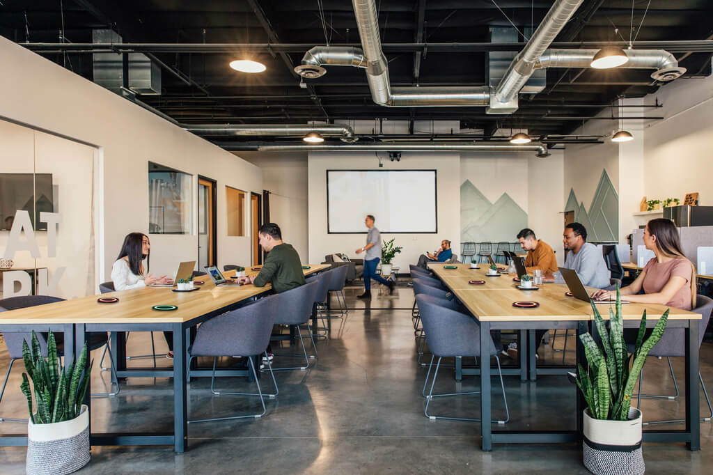 Knowing Modern Office Plans and Layout Types
